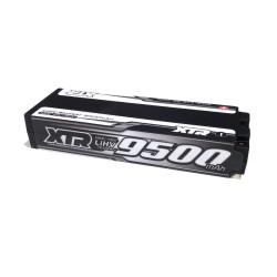 XTR Lipo Battery 9500mAh 7,6HV 5MM 140C stick 1/10 touring and GT8
