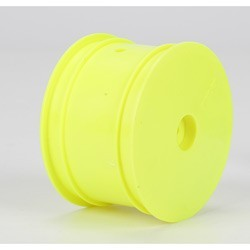Rear Wheel, Yellow (2): 22 TLR7101