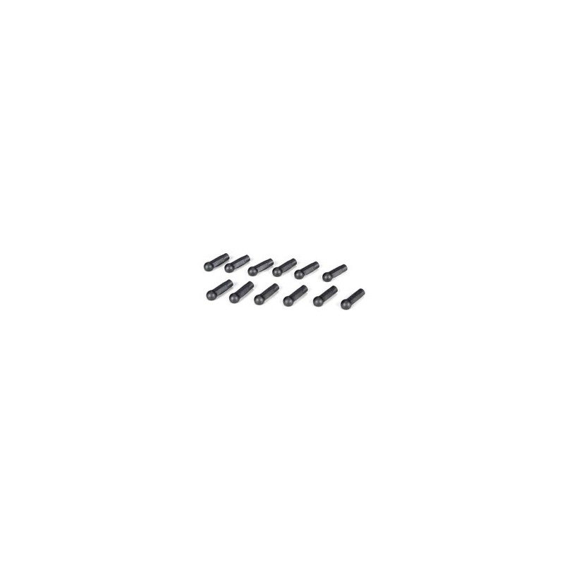 TLR6017 22-SCT -Chapes de biellettes 4mm (12) TLR6017  RSRC