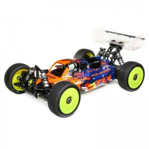 All 1/8 buggy kits from TLR Team Losi Racing