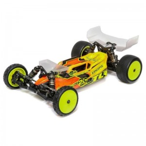 All spare parts for TLR 22 5.0 buggy