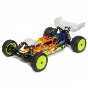 All option parts for TLR 22 buggy