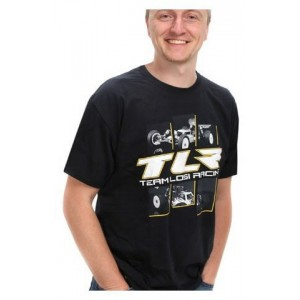 Vêtements, tee-shirts, sweats de la marque TLR Team Losi Racing