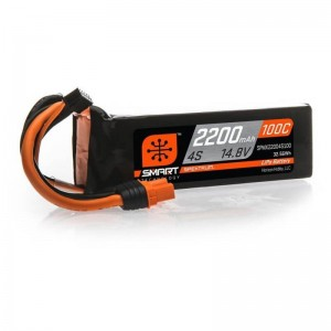 All high quality batteries from Spektrum RC