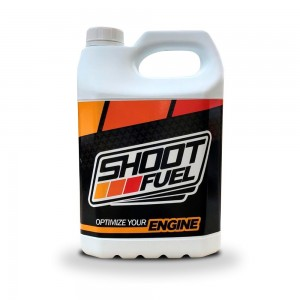 Shoot fuel from XTR for RC Cars