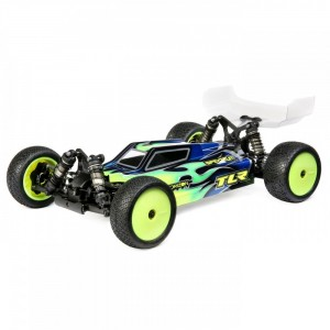 All spare parts for TLR 22X-4