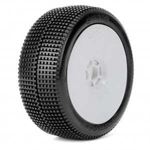 1/8 RC buggy tires from Jetko, quality rubber and super price