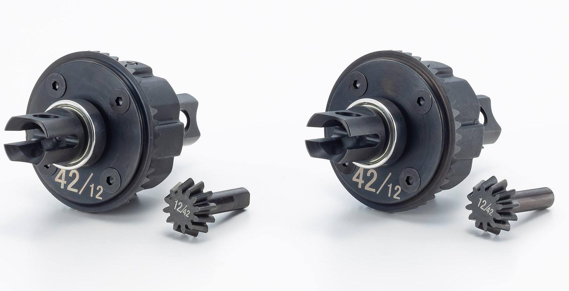 Différentiels MP10 TKI2