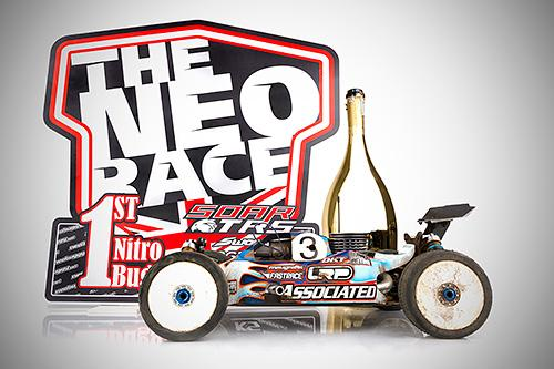 Ongaro victoire Neo 17 sans aileron
