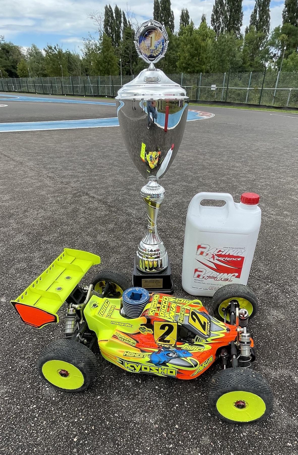 Savoya victoire Big Race Longvic 2021