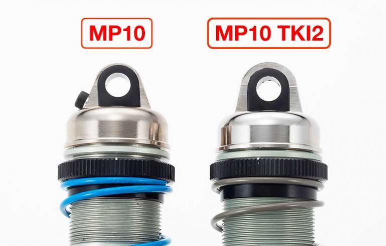 Bouchons d'amortisseurs MP10 TKI2